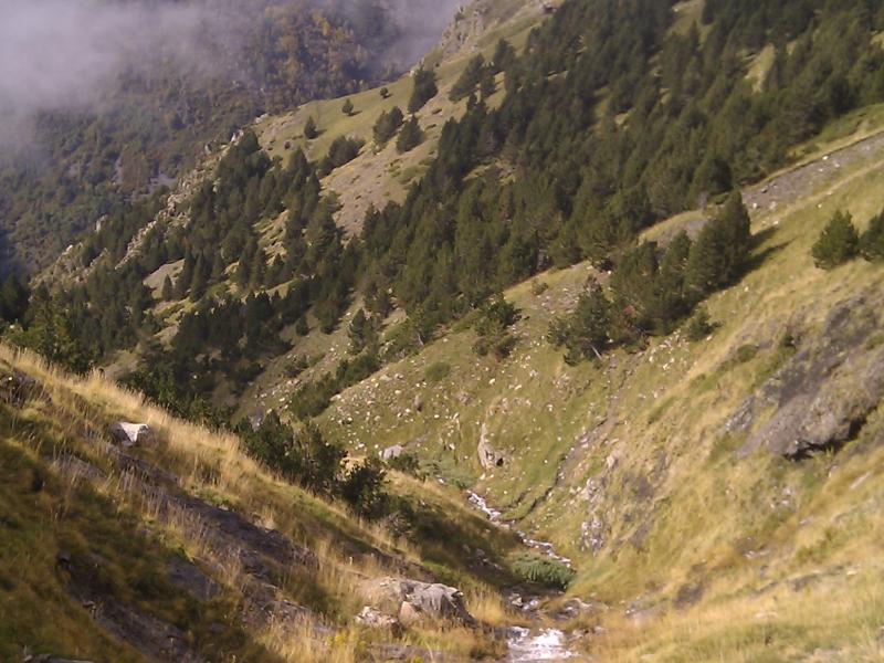 Fonts Montsent de Pallars