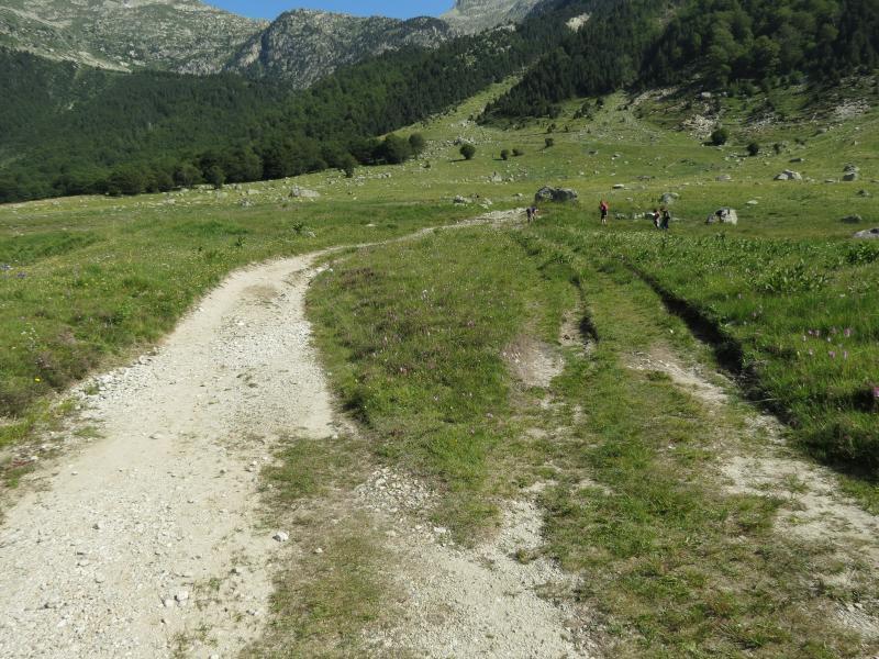Vall de Molleres