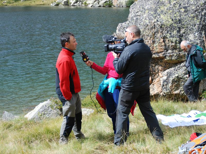 visita de TV3
